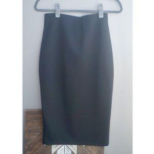 APT 9 Black Pencil Skirt